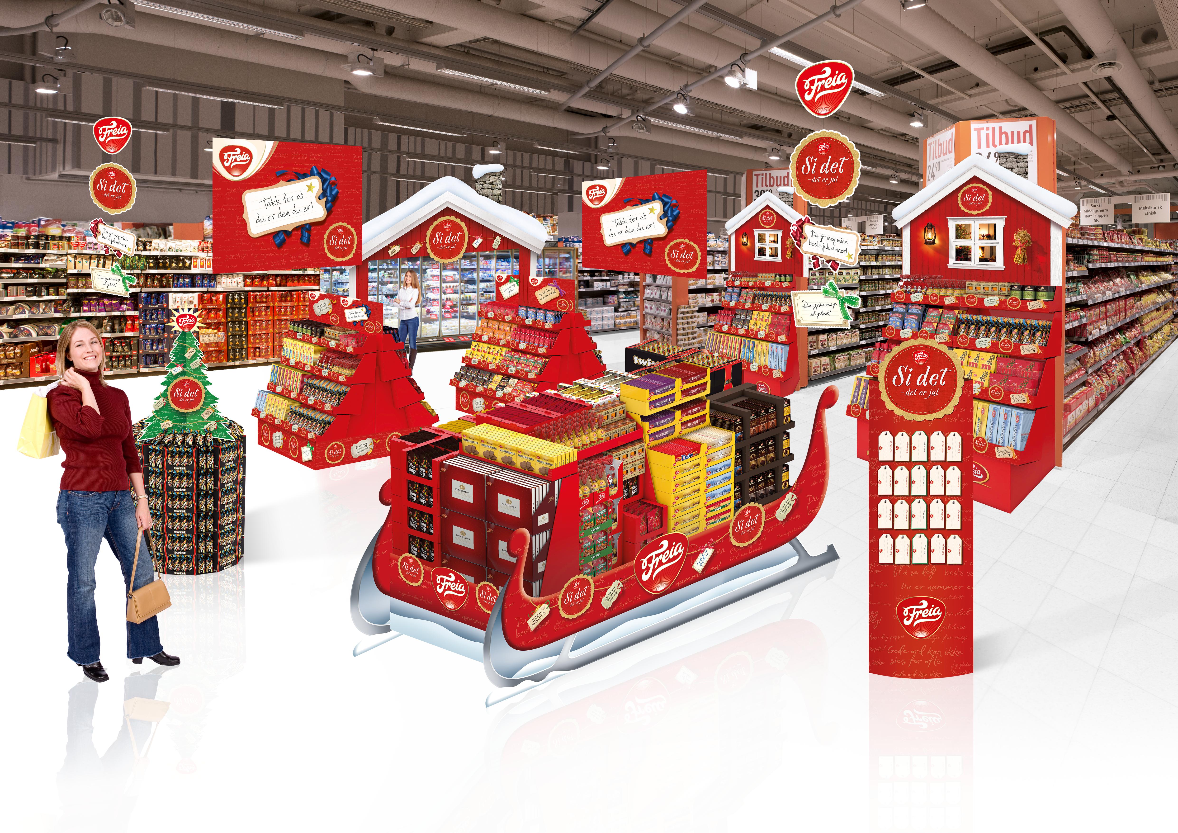 Butikk-Jul